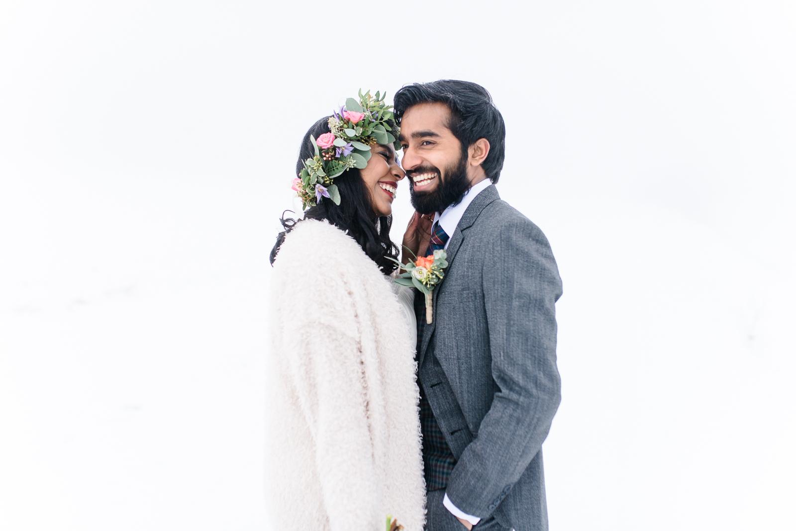 Boho After wedding Shooting Fränkische Schweiz