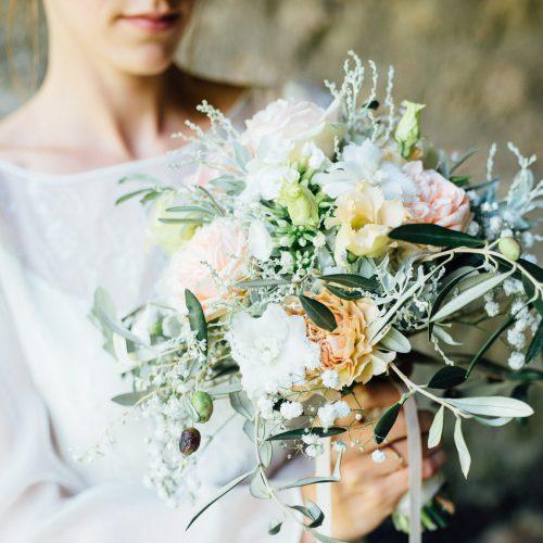 Floristin Bamberg, Katharina Schumm, Moderne Floristin Hochzeit